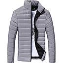 Ležérní Stojací límec - Dlouhé rukávy - MEN - Coats & Jackets ( Směs bavlny )