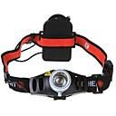 Rasvjeta Svjetiljke za glavu / Svjetla za bicikle LED 150/350/200 Lumena 2 / 3 Način Cree XR-E Q5 AAAPodesivi fokus / Vodootporno /