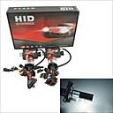 Carking ™ 12V 35W H4 / H 8000K White Light HID Xenon Kit
