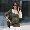 Givenchy&Jedna ženska povremeni kontrast boja majica