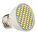 uređenje doma lihgt E27 3.5w 310lm 60x3528 SMD LED reflektor puer / topla bijela dc 12-24v PVC