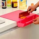 kreativní multifunkční prkýnko, plastová 29 × 38 × 6,7 cm (11,5 × 15,0 × 2,7 cm), náhodné barvy