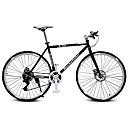 Silniční kola Cyklistika 21 Speed 26 palců/700CC 25mm Unisex Dospělý SHIMANO TX30 Dvojitá kotoučová brzda Běžný Monocoque Běžný