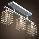 Max 25W Takplafond ,  Moderne / Nutidig Krom Trekk for Krystall Metall Soverom / Spisestue / Inngang