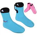 divesail 3mm neoprenové dětské zimní plavání šnorchlování potápění ponožky boty oblek oteplování neklouzavé boty pro děti