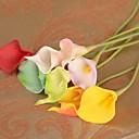 Hedvábí / Umělá hmota Kala Lilie Umělé květiny