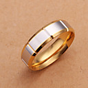 指輪 ファッション パーティー ジュエリー ゴールドメッキ 女性 関節リング 1セット,ワンサイズ ゴールデン / シルバー