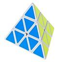 Shengshou® スムーズなスピードキューブ 3*3*3 スピード / プロフェッショナルレベル マジックキューブ アイボリー PVC