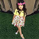 Djevojka je Komplet odjeće Kratkih rukava - Ljeto , Mješavina pamuka