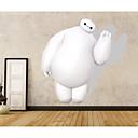 nástěnné samolepky na stěnu, baymax PVC samolepky na zeď