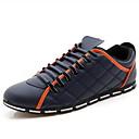 Muške cipele - Modne tenisice - Ležerne prilike - Umjetna koža - Crna / Bijela / Nautičko plava
