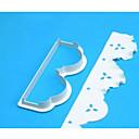 4-Cフラウンスフリルカッター-broderieのアングレーズ、フォンダンケーキデコレーションツール