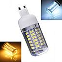 G9 LED klipaste žarulje T 80 SMD 3528 1000 lm Toplo bijelo / Hladno bijelo DC 12 V 1 kom.