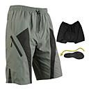 SANTIC® Biciklističke kratke hlače Muškarci Bicikl Prozračnost / Quick dry / Podesan za nošenje / Pad 3DKratke hlače / Podstavljene