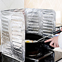 odolný proti vodě kuchyně olej hliníková fólie vaření ozvučnice olej oddělování papíru 38x78cm