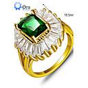Prstenje Moda Party Jewelry Pozlaćeni Žene Midi prstenje 1set,Univerzalna veličina Zlatna