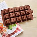 bakeware silikon poklon kutija u obliku pečenje kalupi za čokoladu