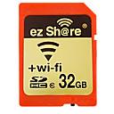 ez podíl 32GB třída 10 wifi bezdrátový SDHC paměťové karty SD