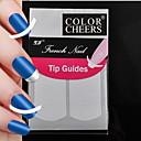 120pcs profesionalna izrada obrazac nail art alat (5x24pcs) # 11