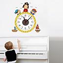 DIY crtani likovi zidni sat