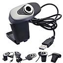 OEM - A871 - Webcam 10,0 + - 640 x 480 - Ugrađeni mikrofon/HD video pozive/Fleksibilan