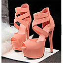 Ženske cipele - Sandale - Ležerne prilike - Umjetna koža - Stiletto potpetica - Štikle - Više boja
