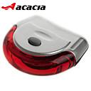 自転車用ライト / 後部バイク光 / 安全ライト - - サイクリング コンパクトデザイン ボタン電池 ルーメン バッテリー / USB サイクリング-アカシア®