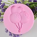 Balon u obliku Fondant kolač čokoladna silikonski kalup, dekoracija alati bakeware