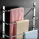 suvremena 304 nehrđajućeg čelika kupaonica tri bara ručnike polirani finiš