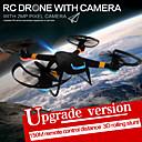 Dron Globalwin GW007-1 4Kanály 6 Osy 2.4G S 2.0MP HD kamerou RC kvadrikoptéra Jedno Tlačítko Pro Návrat / S kamerouRC Kvadrikoptéra /