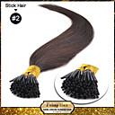 i tip prodlužování vlasů tmavě hnědá (2 #)