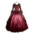 steampunk®victorian gotički Cosplay saten razdoblje haljina lopta haljina prom uprizorenje kazalište odjeća