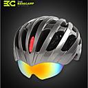 Uniseks - Kaciga - Mountain - za  Biciklizam / Brdski biciklizam ( Obala / Narančasta / Sive boje / Svjetlo siva / Crn / Plav , PC / EPS )