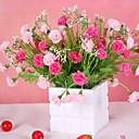 Polyester Karafiát Umělé květiny