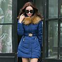 Ležérní Stojací límec - Dlouhé rukávy - ŽENY - Coats & Jackets ( Polyester )