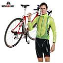 KINGBIKE® Cyklo bunda Pánské Dlouhé rukávy Jezdit na koleVoděodolný / Prodyšné / Odolný vůči UV záření / Odolné vůči dešti / Proti záření