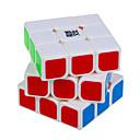 Hladký Speed Cube 3*3*3 Rychlost Magické kostky Ivory ABS