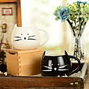 """300 ml Keramická Inovativní Cat vzor Cup, 5.1 """"x4.3"""" x3.7 """""""