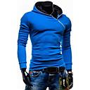 Muška Activewear Setovi Dugih rukava-Ležerne prilike / Posao / Formalno / Sport / Plus veličine,Obično Pamuk