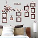 Vánoce / květiny / Prázdninový / Krajina Samolepky na zeď Samolepky na stěnu , pvc 60x90x0.1cm