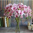 Svila Orhideje Umjetna Cvijeće