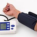 ck®digital LCD displej automatické paže krevního tlaku měřič sledovat tep přístroj měřící krevní tlak