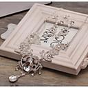 Šperky-Náhrdelníky / Küpeler(Slitina)Svatební / Párty Svatební dary