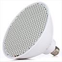 E27 50W 400red: 100blue 500 SMD LED rasti svjetla za cvjetnice i hidroponi