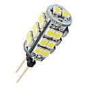 G4 1.6w 26-vodio 3528 toplo bijelo kukuruzno oblik LED žarulja