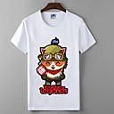 lol liga of Legends Tim skup serija Cosplay t-shirt junaci sindikata pamuk likra
