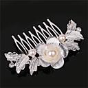 naglašavajući mladenka biser frizura češljevi češlja legure kruna mladenka vjenčanje nakit