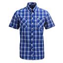 JamesEarl Muškarci Kragna košulje Kratki rukav Shirt & Bluza Smeđa - DA182029904