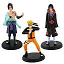 Naruto Naruto Uzumaki PVC One Size Anime Čísla akce Stavebnice Doll Toy