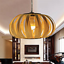 12W Privjesak Svjetla ,  Vintage Others svojstvo for LED Wood/Bamboo Living Room / Bedroom / Dining Room / Study Room/Office / Hallway